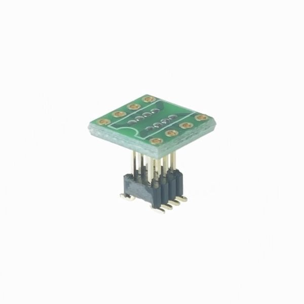 DIP8 to SOIC8 Op-Amp Adapter