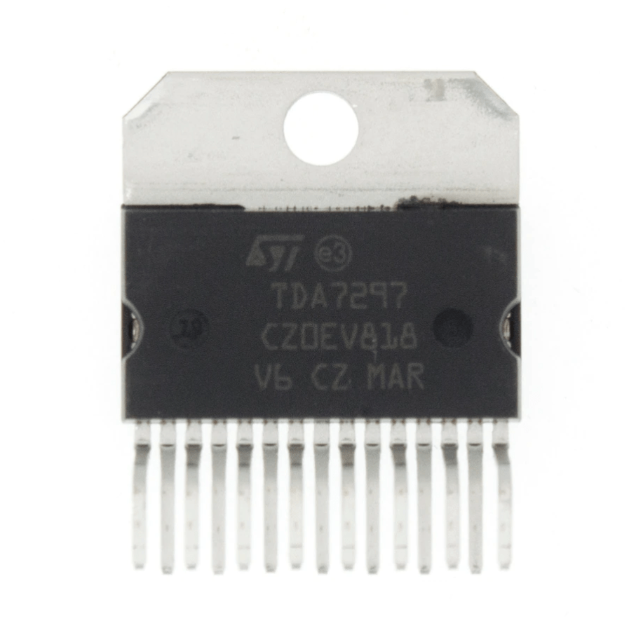 DIY TDA7297 Amplifier Kit