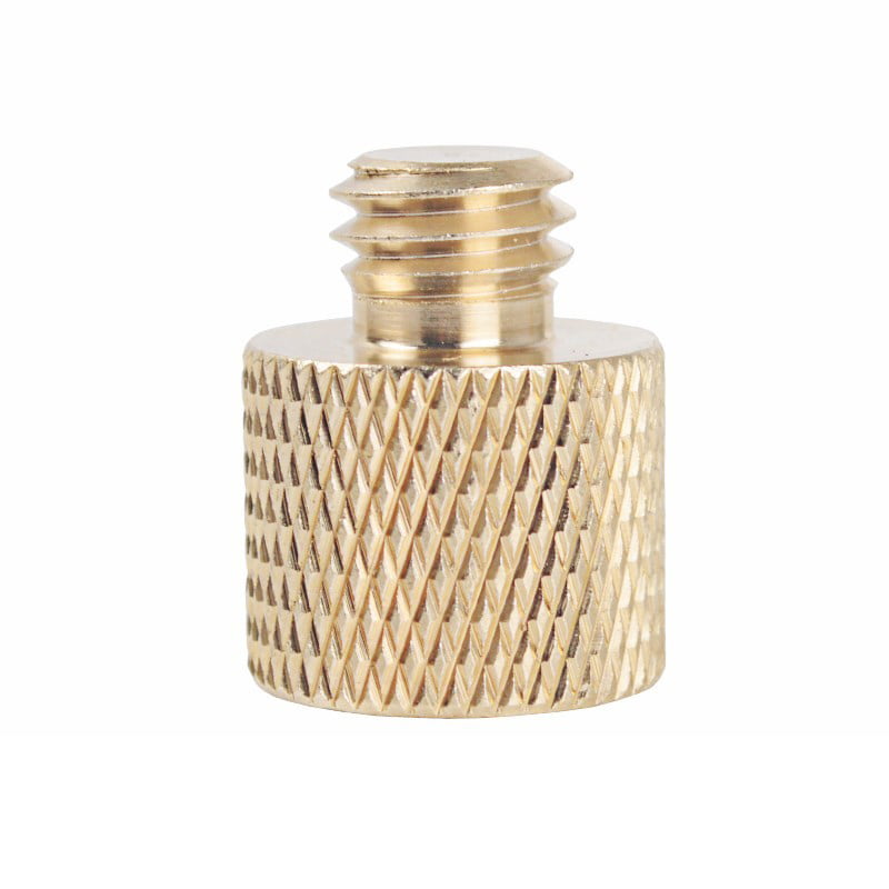 1/4″ Female to 3/8″ Male Thread Adapter