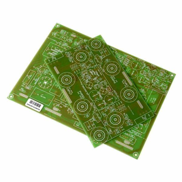 Gyraf G9 Tube Mic Pre-Amp PCB Set at Analog Classics