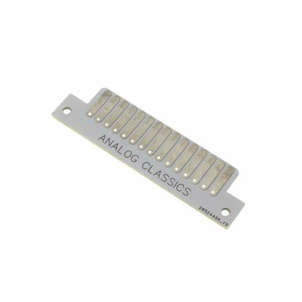 API 500 Series Male Card Edge Connector