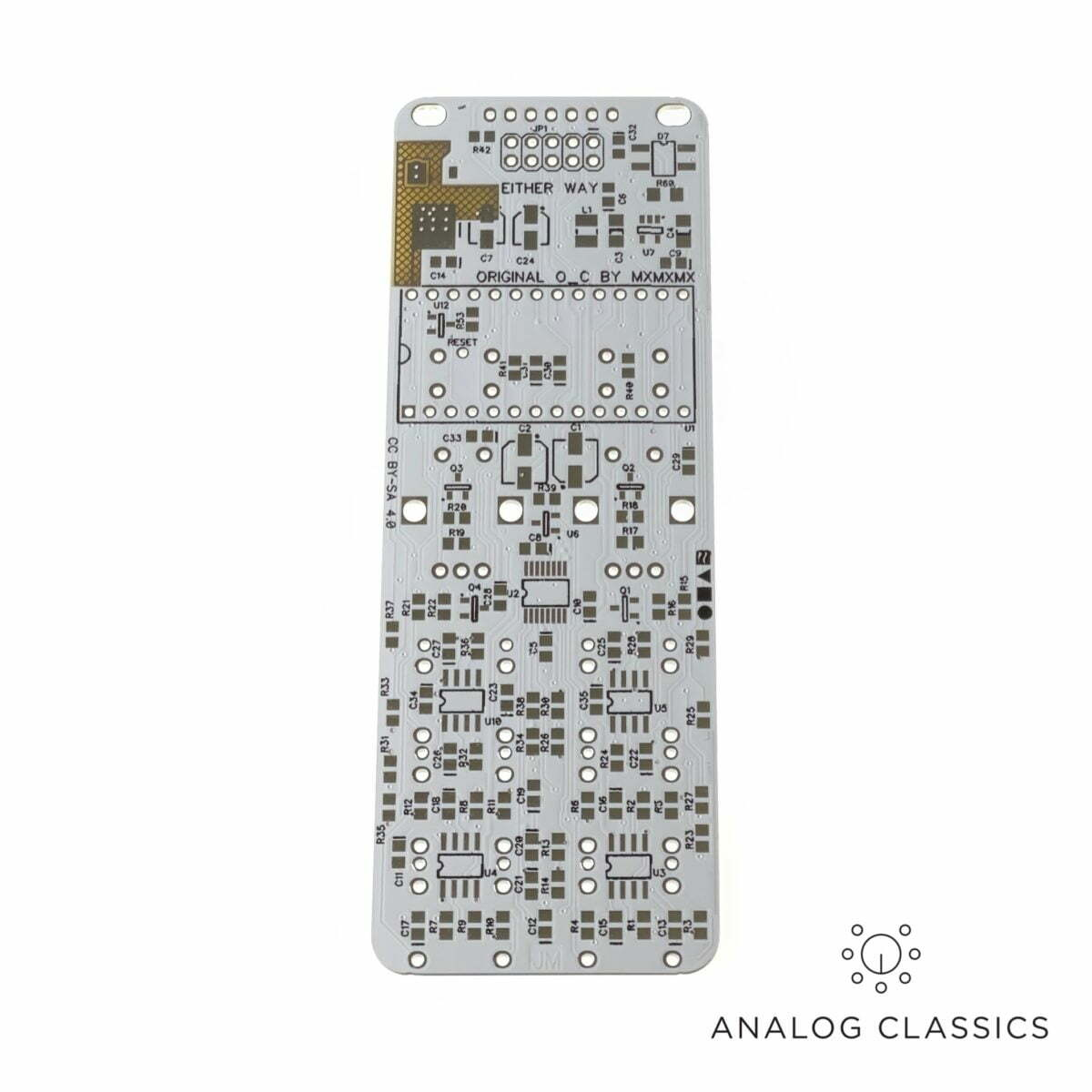 uO_C Micro Ornament and Crime PCB v1.1 at Analog Classics