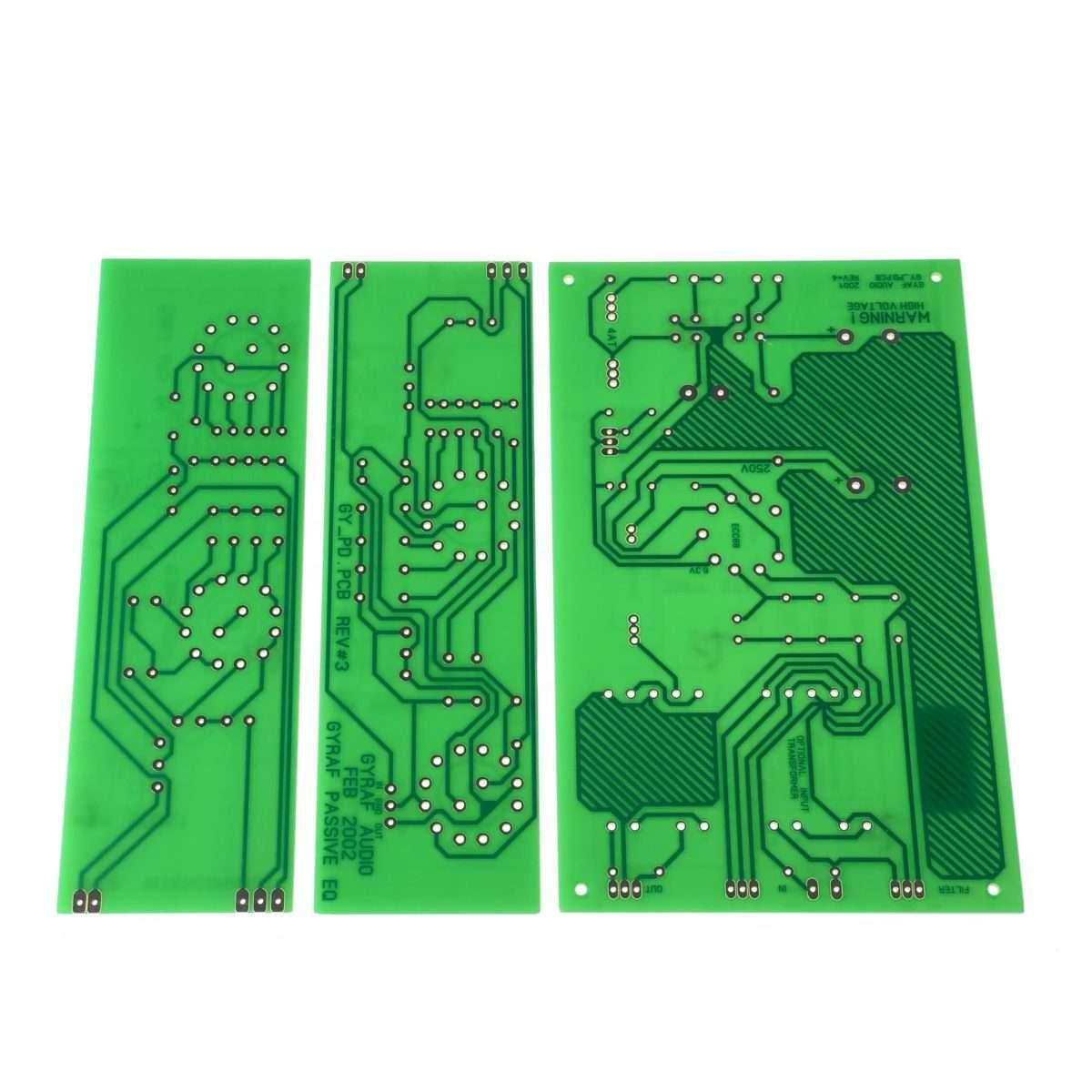 Gyraf Pultec Tube EQ PCB Set