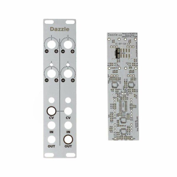 Plum Audio Dazzle PCB & Panel